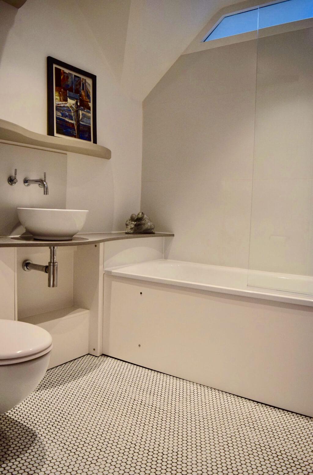 King's Construction | Apartment Renovation | Bathroom | London SE16