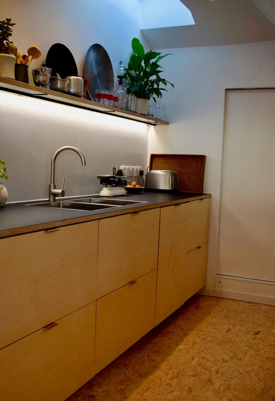 King's Construction | Apartment Renovation | Kitchen | London SE16