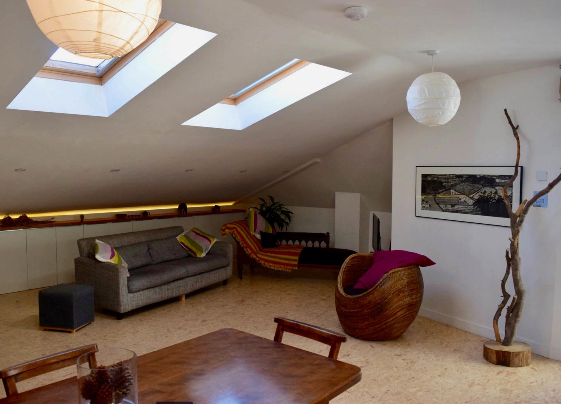 King's Construction | Apartment Renovation | Living Room | London SE16