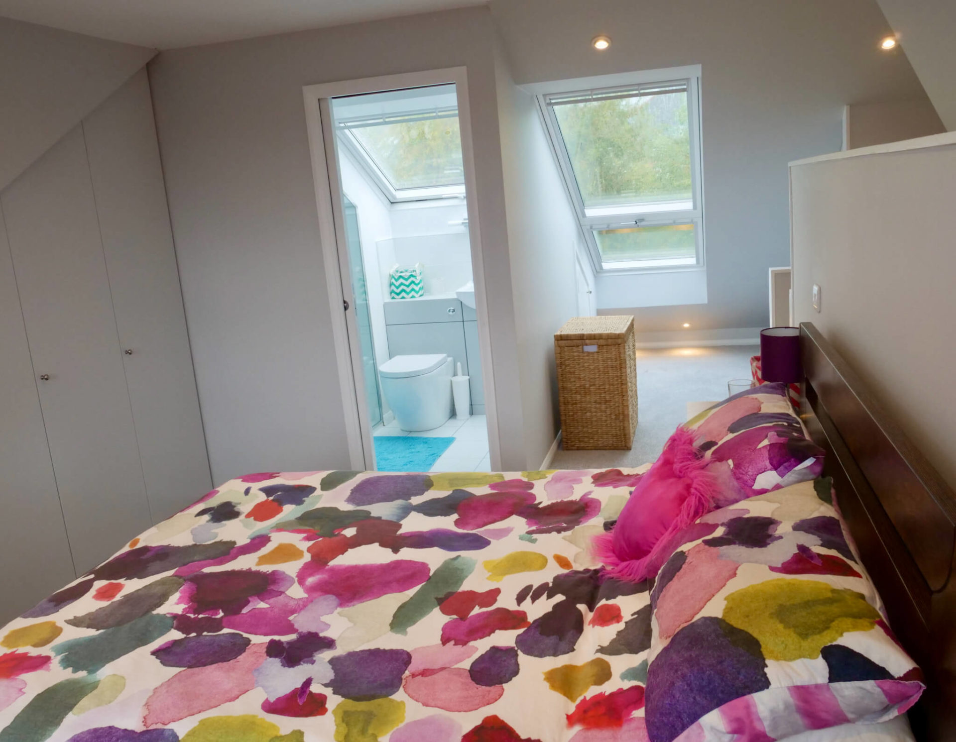 King's Construction | Bedroom | Loft Conversion