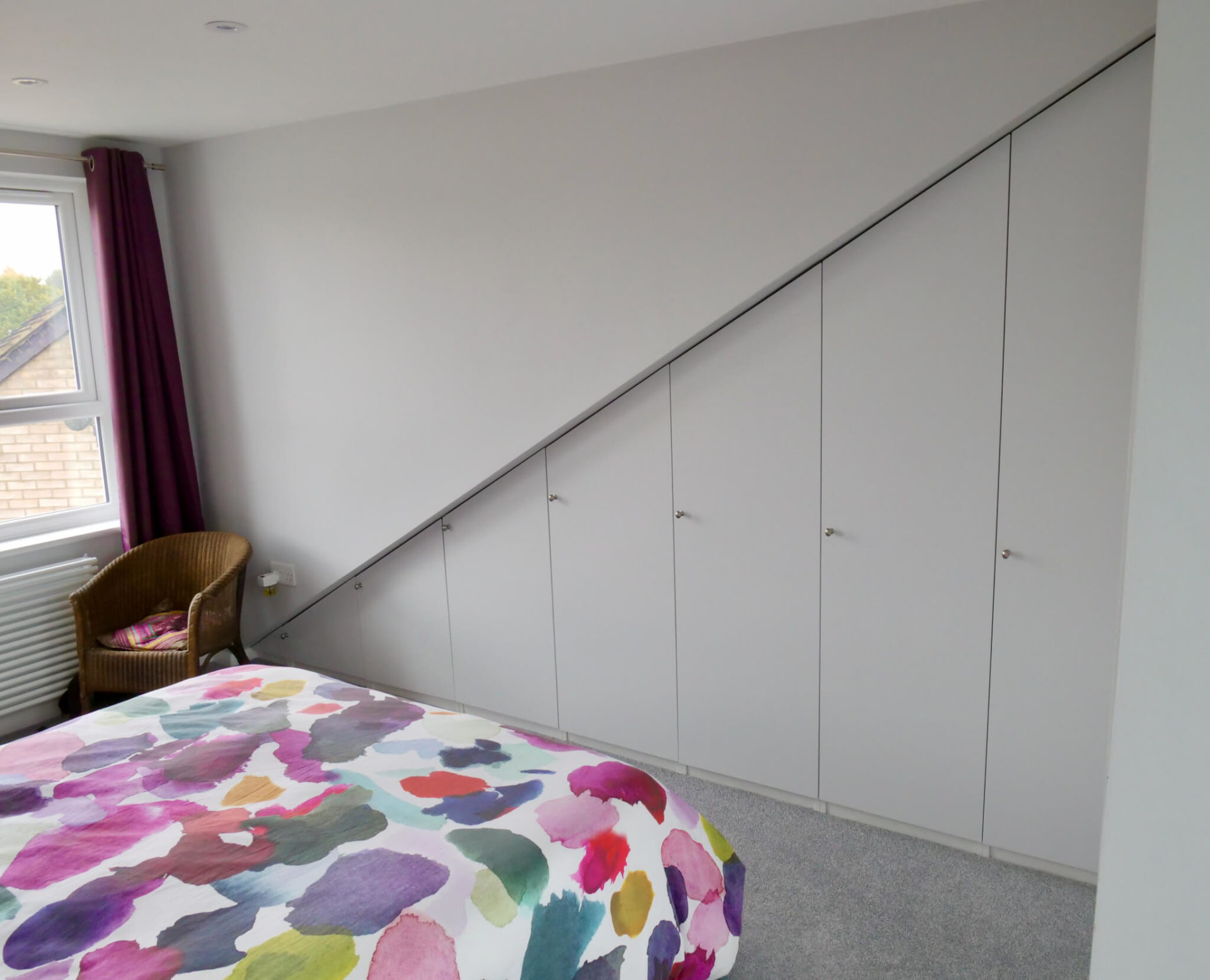 King's Construction | Built In Cupboards | Loft Conversion