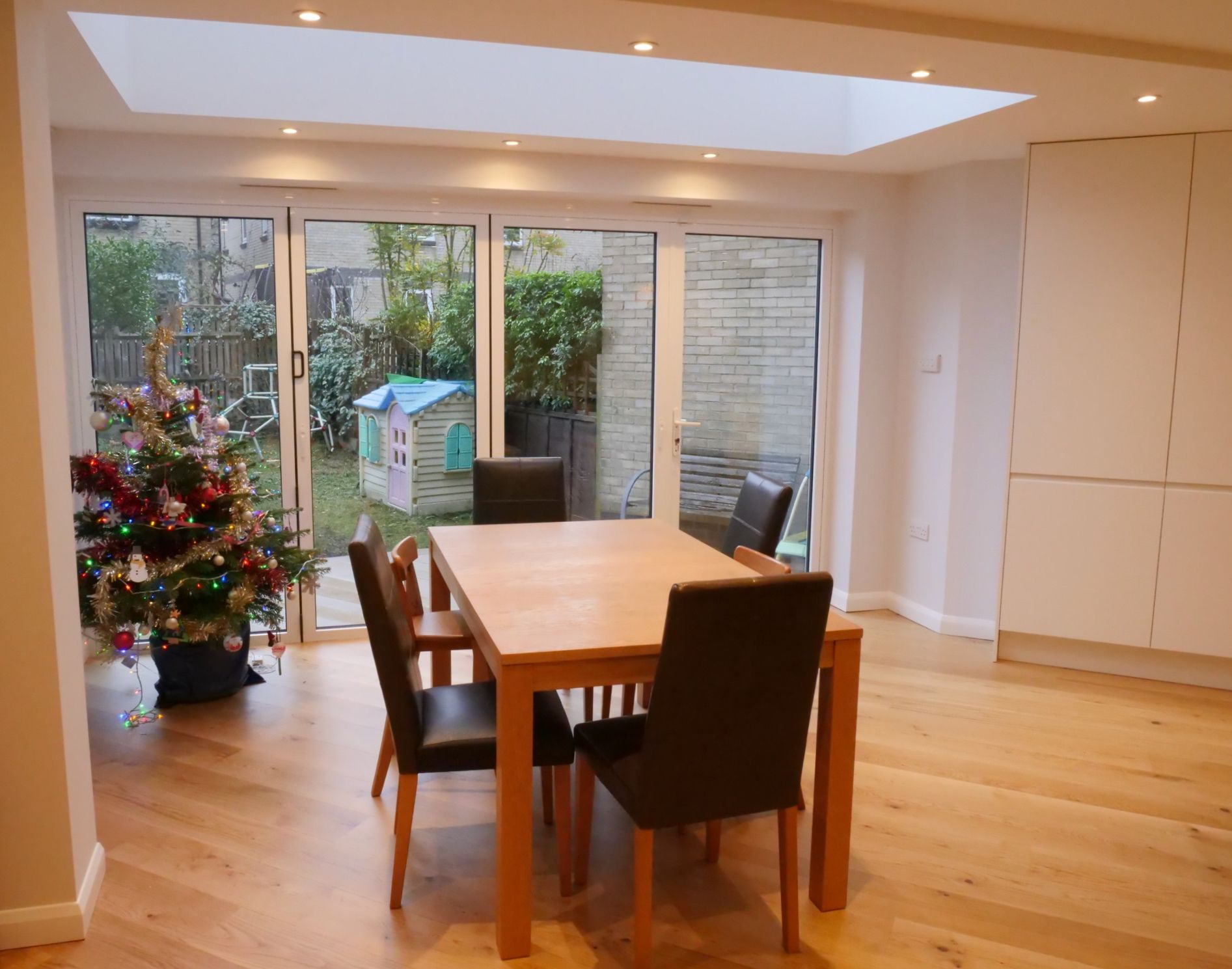 King's Construction | Dining Space | Ground Floor Extension | London