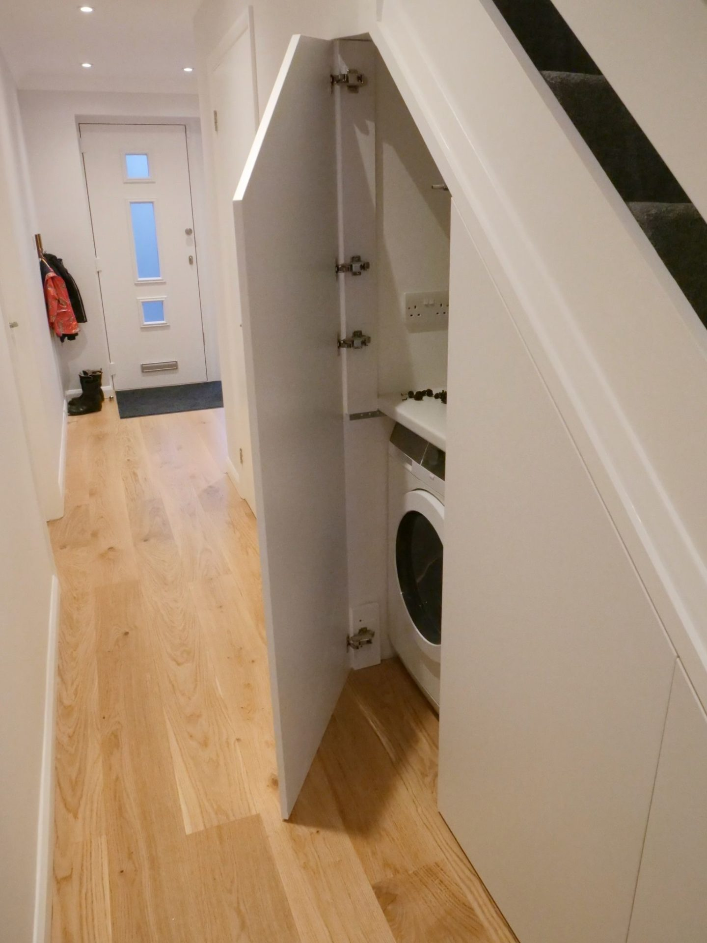 King's Construction | Hallway Cupboard | Ground Floor Extension | London