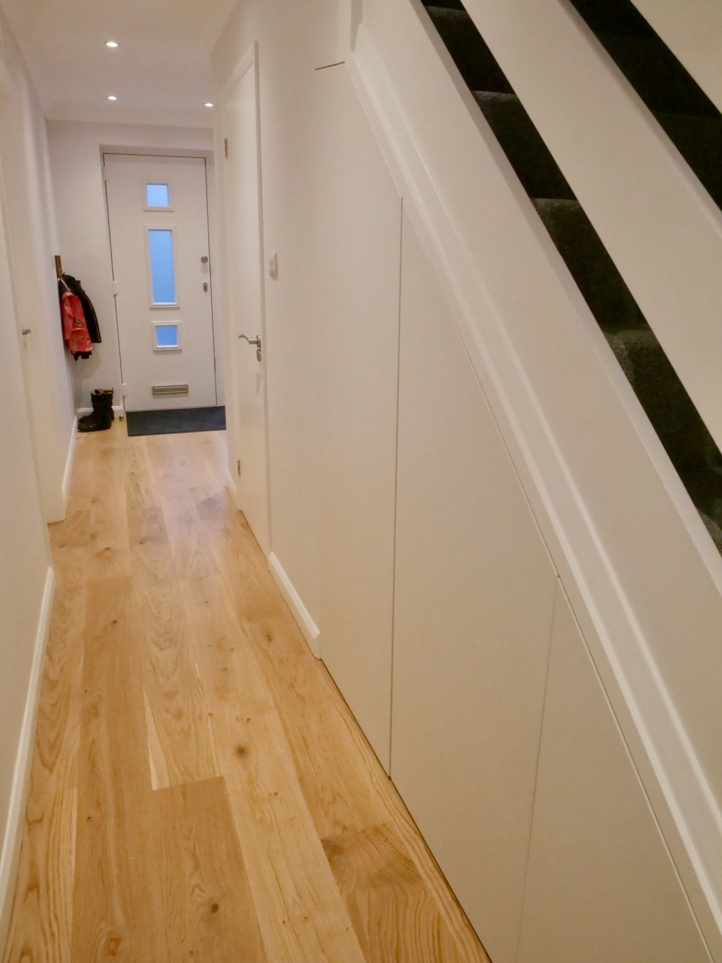 King's Construction | Hallway | Ground Floor Extension | London