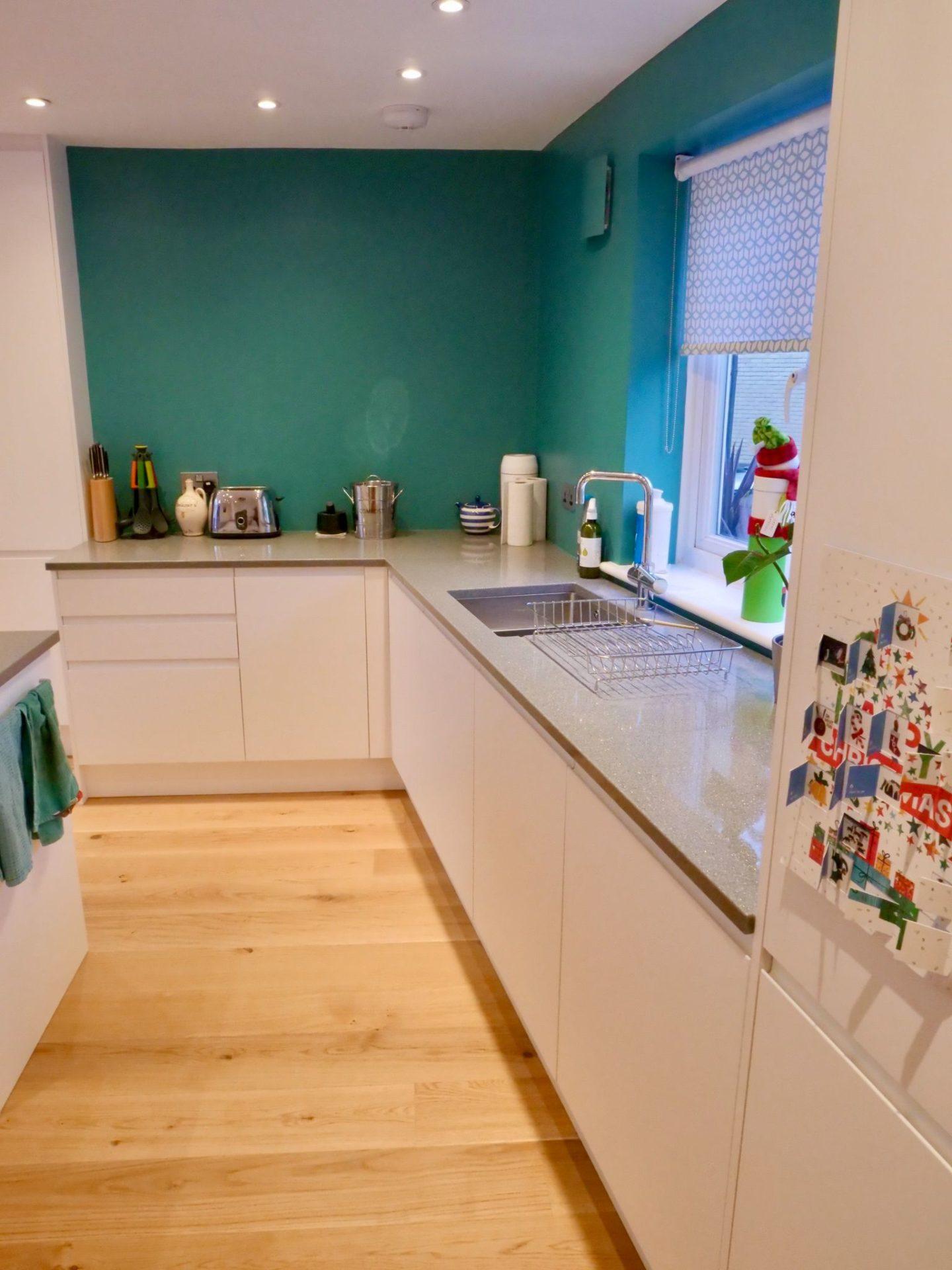 King's Construction | Kitchen Workspace | Ground Floor Extension | London