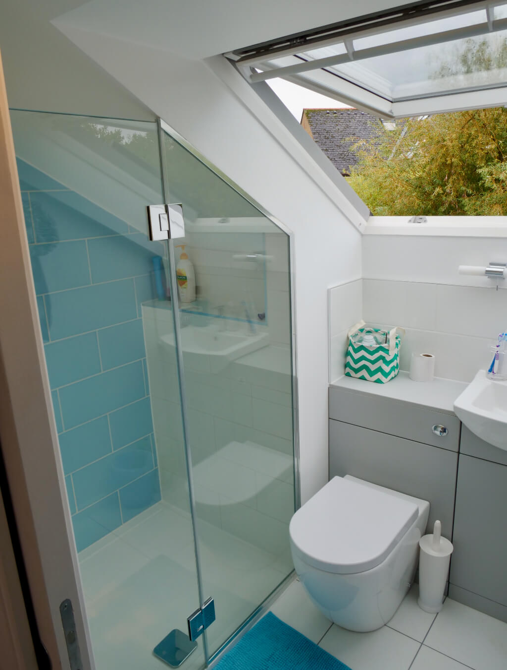 King's Construction | Shower Room | Loft Conversion
