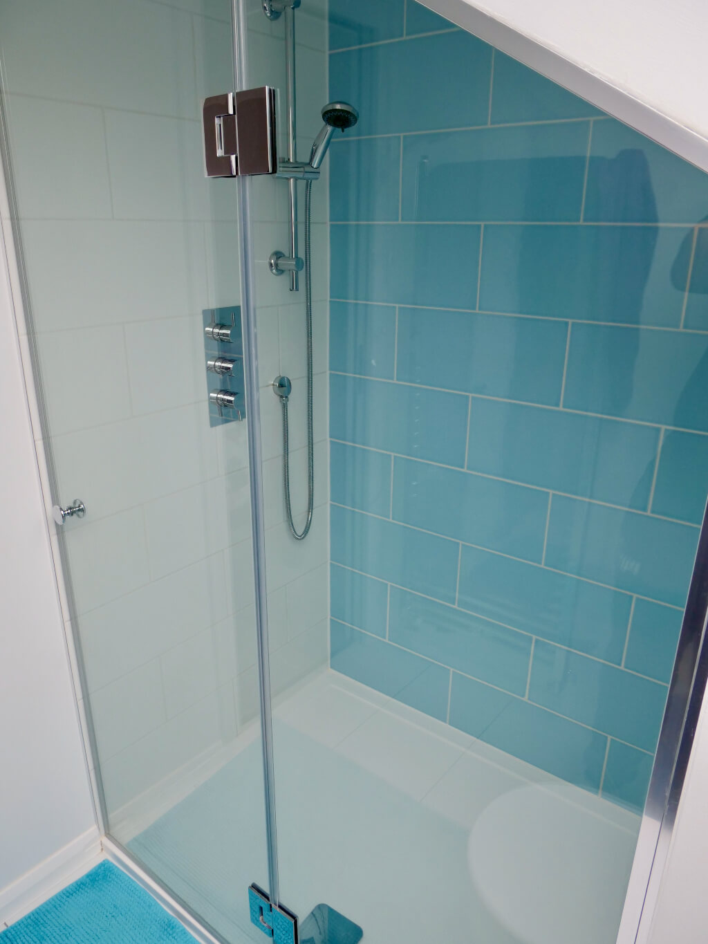 King's Construction | Shower | Loft Conversion