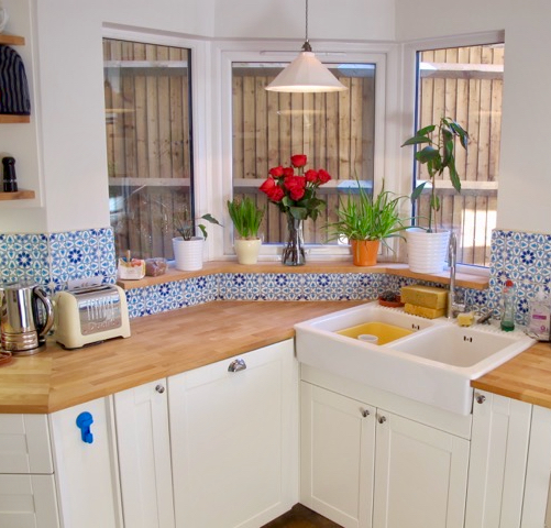 King's Construction | Sink and Window | Kitchen Refurb | Camberwell