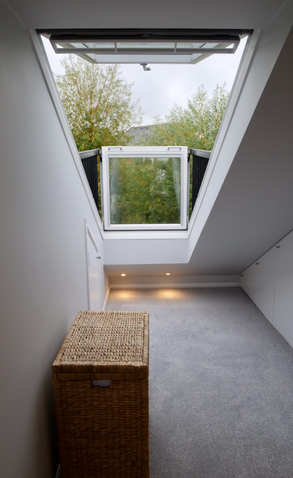 King's Construction | Velux Balcony Window | Loft Conversion